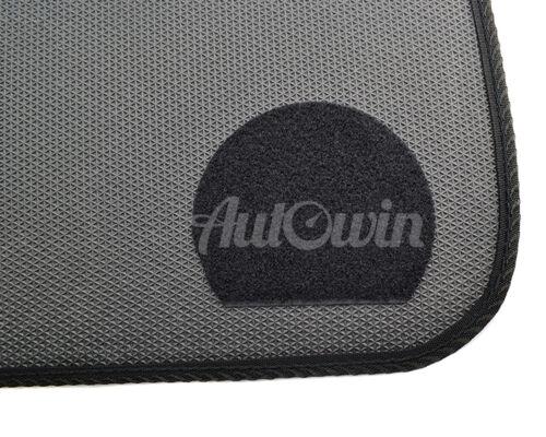 Floor Mats For BMW M Performance M5 Series F10 F10LCI Emblem LHD Tailored Clip