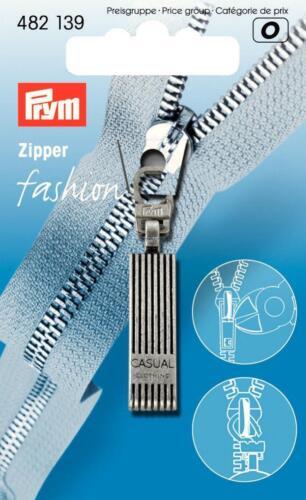 Zipper Casual altsilber 482139 Prym Fashion-Zipper Reißverschluß