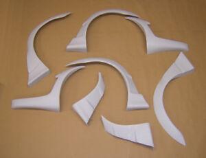 Vauxhall-Opel-Calibra-amplia-pasos-de-rueda-Arch-juego-de-4-hecho-a-pedido
