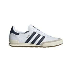 cae1a6936 Image is loading Shoes-Jeans-adidas-White-Men