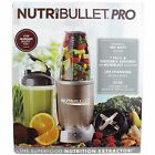 NutriBullet 9 Piece Pro 900 Hi-Speed Blender Mixer Set NB9-0901