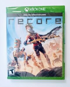 Recore-Microsoft-Studios-Exclusive-Xbox-One-XB1-Video-Game-2016-New-Sealed