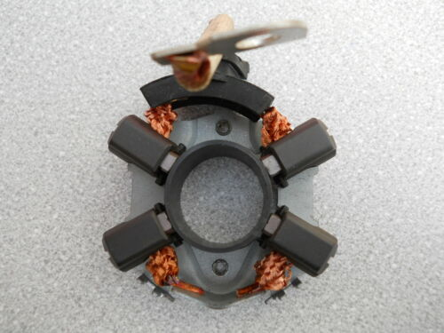 16B116 Starter Motor Brush Box Skoda Rapid Octavia Superb II 1.6 1.9 2.0 TDI 3.6