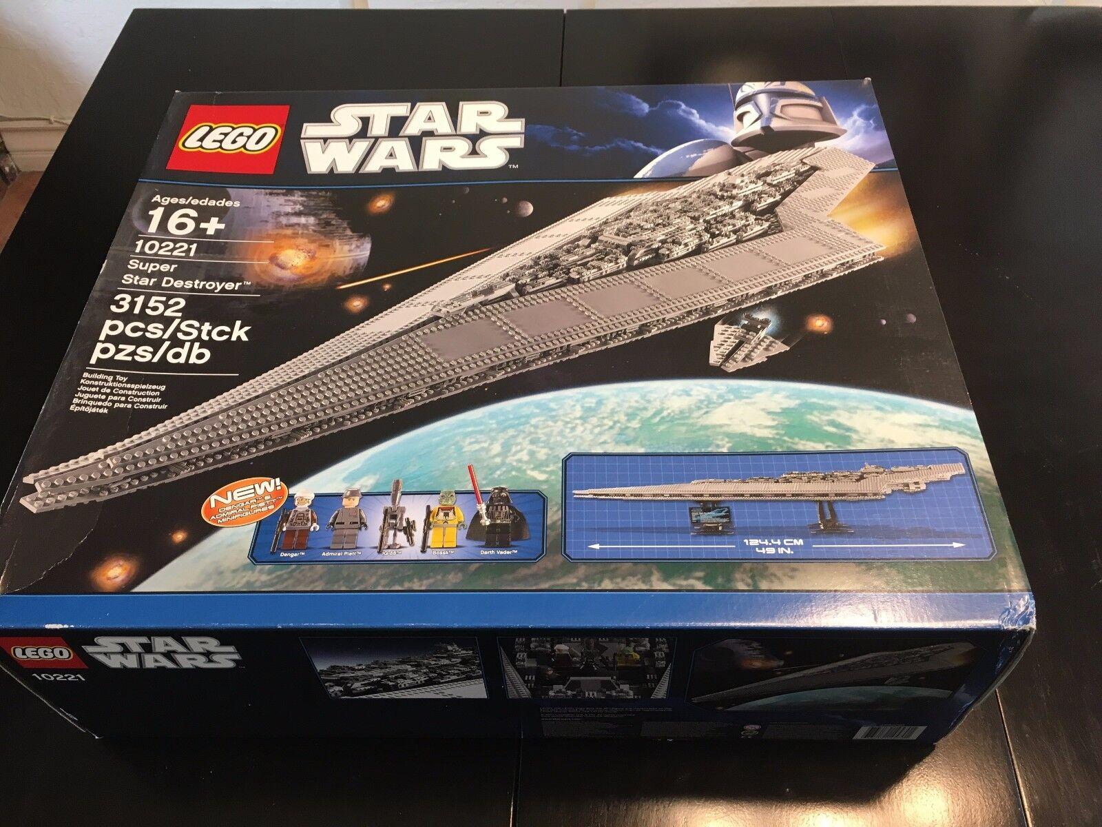 New Lok High 10221 Estrella Wars súper eral Estrella