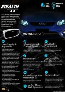 Stealth-4-0-Controller-Ford-FG-XR6T-Turbo-4-0L-Inline-6-Throttle-Tune-Idrive-Tun