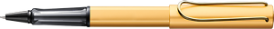L375 LAMY Lx Gold Rollerball pen