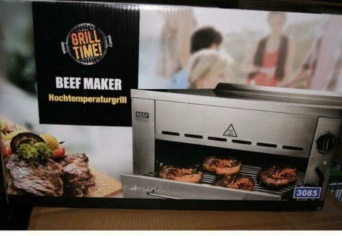 Pizzastein Für Gasgrill Landmann : Neu beef maker hochtemperaturgrill °c grill gasgrill