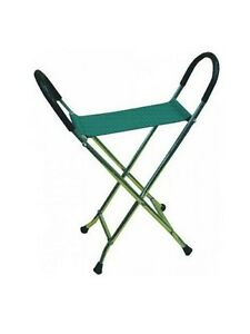 Image Is Loading Pyramid Lightweight Strong Chair Walking Stick Folding  Travel
