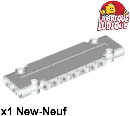 Lego technic 1x Panel Panel Flat Plate 3x11x1 white//white 15458 NEW