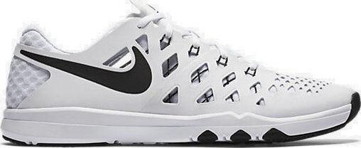 Nike Train Speed 4 White Black Men's Running Training shoes Size 15