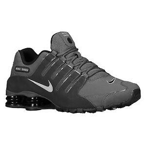 Nike Shox NZ Mens Shoe Herren Running Schuh Sneaker grey alle Gr en