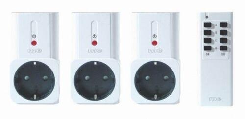 M-E Funk-Lichtschalter FLS-100 Empfänger Sender FLS 100 Lichtschalter FLS100