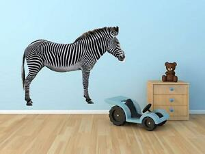 Wall-Sticker-zebra-Removable-Wall-Decals-Vinyl-Art-Home-Decor-bedroom-Home-Print
