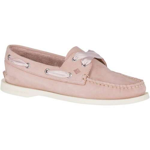 Women/'s SPERRY Top Sider Authentic Original A//O 2-Eye Boat Shoes Slip-On Suede