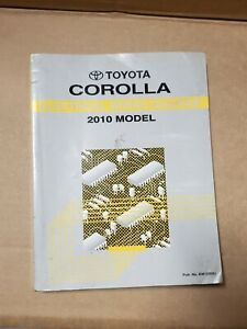 2010 Toyota Corolla Shop Service Electrical Wiring Diagram ...