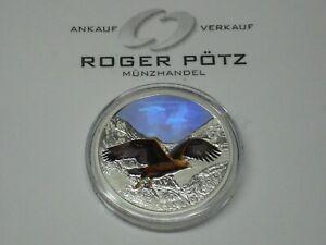 30-Dollar-Silver-Pp-2-OZ-2019-Golden-Eagle-Mobile-Hologram-Super-Nice-Coin
