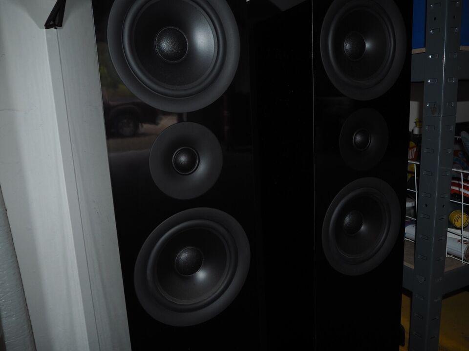 Audio Pro højtaler med aktiv bass
