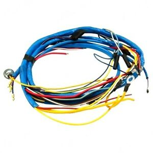 WIRING HARNESS FOR FORDSON DEXTA TRACTORS.