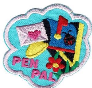 girl boy cub pen pals letters pal fun patches crests