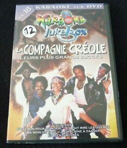 Karaoke-sur-DVD-La-Compagnie-Creole-Grands-Succes-Vol-18-Karaoke-Jukebox