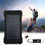 thumbnail 10 - 1000000mAh Solar Power Bank Dual USB Battery Waterproof Charger for Cell Phone