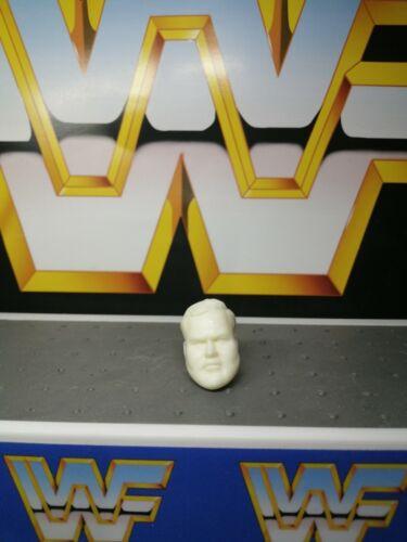 Wwf hasbro WWE mattel custom Arn Anderson head Wrestling Figures