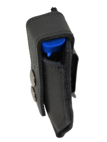 NEW Barsony Black Leather Single Mag Pouch for Makarov FEG Mini//Pocket 22 25 380