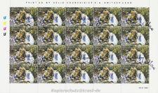 EUROPA CEPT 1999 NATUR - BOSNIEN HERZEGOWINA BOSNIA 165 KLEINBOGEN gestempelt
