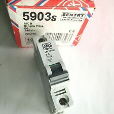 MK MCB Single Pole B3 240V 3A Circuit Breaker 3 Amp