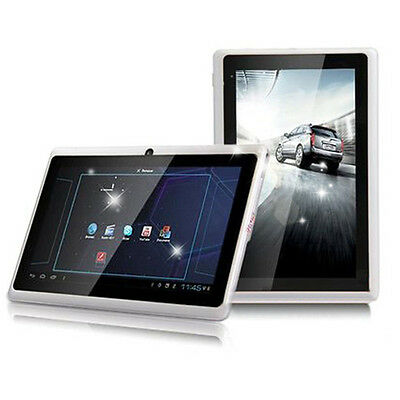 """IRULU Tablet PC eXpro x1 7"""" Google Android 4.2 WIFI ICSDual Cameras 8GB White"""