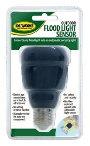 Outdoor Flood Light Sensor Security Electric Eye