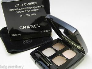 2a13aed48b97 Chanel - Les 4 Ombres Quadra - Eye Shadow -   14 Mystic Eyes - Boxed ...