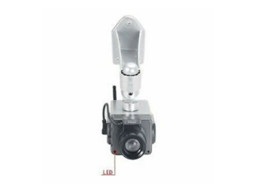 Dummy CCTV Camera Wireless Dummy Camera Detects motion and pans LED Light