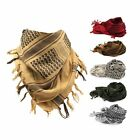 Lightweight Army Military Desert Tactical Arab Shemagh KeffIyeh Shawl Scarf Wrap