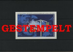 Germany-GDR-DDR-R-d-a-Vintage-1972-Mi-Bloc-35-Timbres-Used-Plus-Sh-Boutique