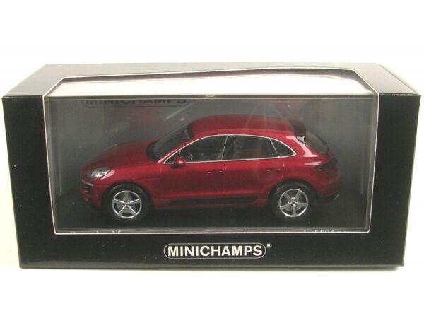 mejor vendido Porsche macan macan macan (impulsrojometallic) 2013 (rojo metalizado)  tienda de pescado para la venta