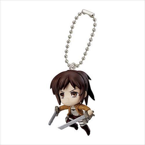 Bandai Attack on Titan Vol 1 Key chain Swing Mascot Figure Sasha Blouse
