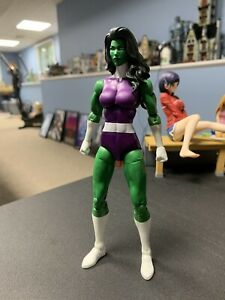 She Hulk - Marvel Legends - A-Force Exclusive - Action Figure USED