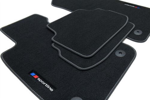 2014 Sportline Fußmatten für Ford Mondeo 5 V Bj
