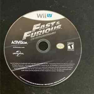 Nintendo Wii U Fast & Furious Showdown TESTED