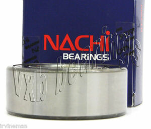 5206-2NSL Nachi Double Row Angular Contact Bearing Sealed Japan