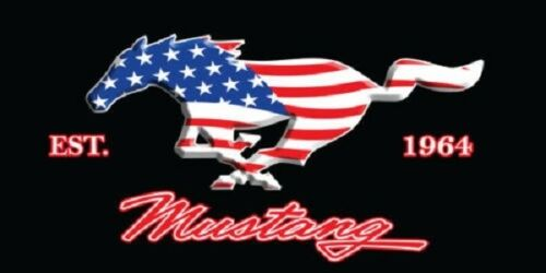 New Ford Mustang Bath Beach Towel Gift 1964 Stars /& Stripes Racing Car GT Shelby