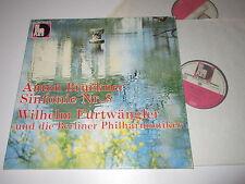 2 LP BOX/BRUCKNER/SINFONIE 8/FURTWÄNGLER/Volksplatte SMVP 8057/58