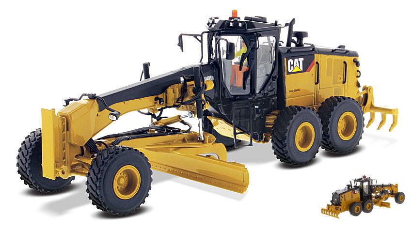 in vendita CAT 14m3 MOTORE angledozers 1 50 50 50 modello DIECAST Masters  disegni esclusivi