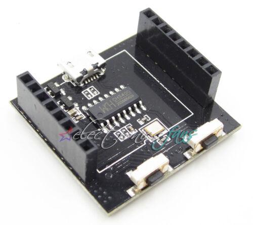 ESP8266 seriell WIFI Witzig Wolke Entwicklung Tafel ESP-12F modul MINI nodemcu