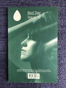 Bad Day Magazine : Issue 13 : Spring / Summer 2012 : Charlotte Gainsbourg : LN