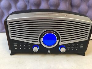 Teac-LT-1-Retro-Style-Stereo-CD-Player-Radio-No-Remote