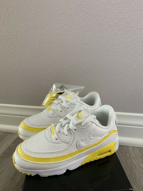 Nike Air Max 90 Undefeated White Yellow