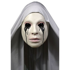 Details about Trick or Treat American Horror Story AHS Asylum Nun Adult  Mask - Standard