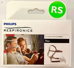 New-Respironics-replacement-Headgear-Reduced-size-for-Pico-Nasal-1104935